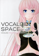 Vocaloid FULL COLOR Doujinshi Illustration Book Comic Luka Megurine Space V 1.03
