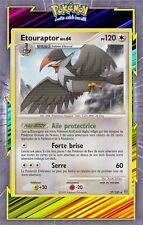 🌈Etouraptor - DP07:Tempête - 27/100- Carte Pokemon Neuve Française