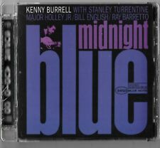 Kenny Burrell - Midnight Blue [SACD] Analogue Productions SEALED