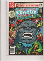 Justice League of America #184 First Printing DC Comic Book. Darkseid!
