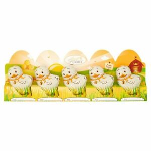 LINDT EASTER FUN LITTLE CHICK 5pk EGG CHOCS FOR BUNNY 🐰HUNT PERFECT TREAT