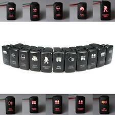 LED Fog Light Bar Push Switch For Toyota Landcruiser Hilux Prado 120 FJ CRUISE