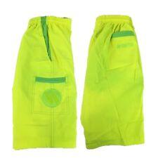 Worth Microfiber Shorts VOLT/NEON GREEN LARGE