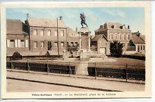 CP 59 Nord - Villers-Outréaux- Le Monument, place de la Victoire
