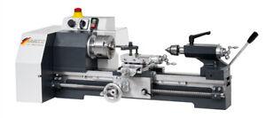 WABECO Drehmaschine D4000 Drehbank Metall Drehmaschine 10400