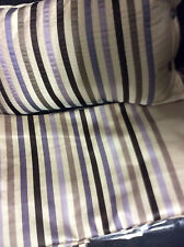 "Hotel Collection Modern Applique full queen duvet  & 12"" x 20"" Decorative Pillow"