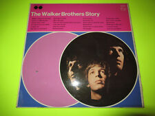 WALKER BROTHERS STORY 2 LP EX UK PRESS THE