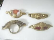 VINTAGE DRAWER PULL MIXED LOT MIXED SIZES ESTATE FIND