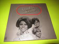 DIANA ROSS AND THE SUPREMES ANTHOLOGY 3 X LP EX