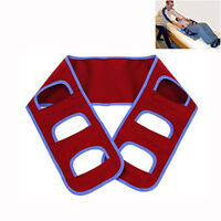 Transfer Board Belt Wheelchair Sliding Lifting Turner Sling Patient Care