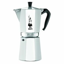 The Original Bialetti Moka Express Made in Italy 12-Cup Stovetop Espresso Maker