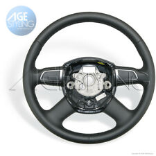 Audi A4 A6 A8 Q7 Leather Steering Wheel without multimedia dummies 8K0419091DWUN