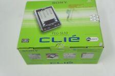 Sony Clie Palm Powered Peg-Sl10 Japan Handheld Personal Entertainment Organizer