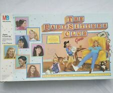 The Baby Sitters Club Board Game 90s Vintage Board Game family fun original box
