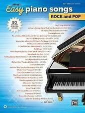 Alfred's Easy Piano Songs -- Rock & Pop  : 50 Hits from Across the Decades by...