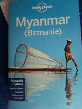 Guide Lonely Planet BIRMANIE