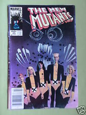 THE NEW MUTANTS- MARVEL COMIC - VOL 1  #24 - FEB 1985