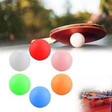 AWESOME! 20x 40mm 6 Color Table Tennis Ping-pong Balls Seamless High-Hardne H6Y4