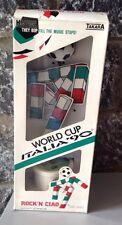 1989 Rock 'N Ciao #Nrfb  Italia '90 Takara Mondiali Calcio World Cup Nib