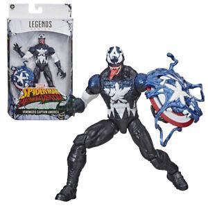 OEM Marvel Legends Series Maximum Venom Venomized Captain America Action Figure