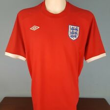 Authentic England 2010 - 2011 Shirt Size XL Umbro World Cup 2018 (063)