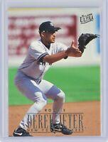 1996 Ultra #386 DEREK JETER (Yankees) HOF