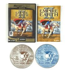 Empire Earth 2 II Jeu Sur PC