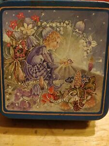 Vintage Fairy Tin