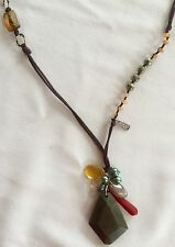 "NEW (Ex Display) Silpada ""Lively Bunch"" .925 Necklace N2422"