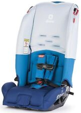 Diono Radian 3 R All-in-One Convertible + Booster Child Safety Car Seat Blue NEW