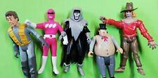 Action-Figuren Sammlung - Batman, Power Ranger, Ghostbusters