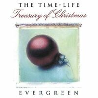 Time Life - Treasury of Christmas: Evergreen by Various Artists (disc only) (p)