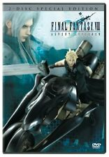 New! Final Fantasy VII - Advent Children Two-Disc Special Edition FF7 7 DVD disc