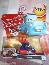 "Disney Pixar Cars Toon Tokyo Mater Yokoza ""new"" snipe"