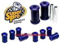 SUPERPRO HOLDEN EJ EH HD HR 63-68 SUPER PRO REAR SUSPENSION BUSH BUSHING KIT