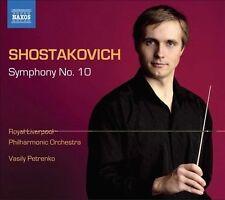 Shostakovich: Symphony No. 10 (CD, Nov-2010, Naxos (Distributor))