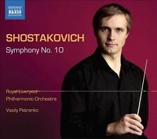 SHOSTAKOVICH - Symphony No. 10 - Vasily Petrenko - Brand New USA CD
