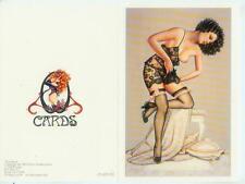 Olivia De Berardinis Greeting Card: Rose Bud (USA, 1989)