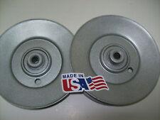 956-3045 Cub Cadet Idler Pulleys (Set of 2) 756-3045 Made in USA