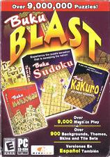 Buku Blast - Mahjongg, Sudoku, Kakuro (PC, Merscom)