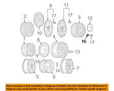 GM OEM Wheel-Lug Nut 9598708