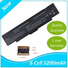 Remplacement Batterie Noir pour sony VGP-BPS2 VGP-BPS2C VGP-BPS2A VGP-BPS2B