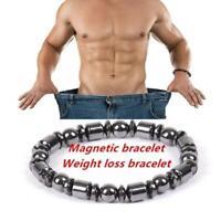 tobillera terapia magnética alternativa saludable pérdida de peso lodestone