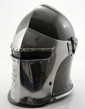 New Super Medieval Barbute Helmet Armour Helmet Roman knight helmets ////
