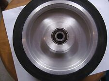 """2""""x72"""" Belt Sander/Grinder Rubber Contact Wheel, 200mm,(8"""") Knife Making Wheel"""
