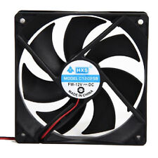 120mm 120x25mm 12V 4Pin DC Brushless Lüfter PC Computer Case Cooling Fan 1800PRM