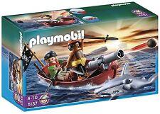 Playmobil bateau des pirates 5137