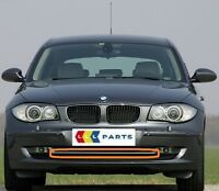 BMW NEW GENUINE 1 SERIE LCI E81 E87 08-12 FRONT BUMPER CENTER GRILL TRIM 7182362