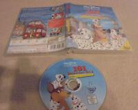 DVD Disney 101 Dalmatiner Teil 2 Auf kleinen Pfoten zum großen Star