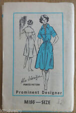 Dresses 1970s Collectable Sewing Patterns